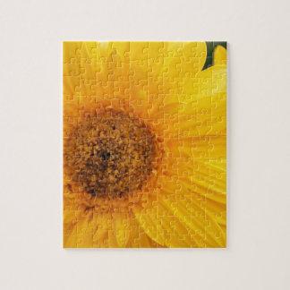 Vibrant Sunflower Puzzle