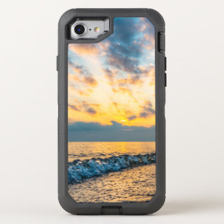 Vibrant Sunset OtterBox Defender iPhone 8/7 Case