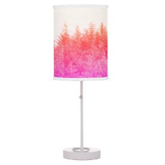 Vibrant Trees Lamp