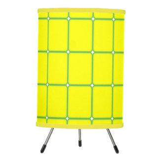 Vibrant Yellow Lamp