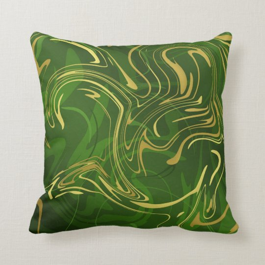Vibrations, coloured, colourful + pattern, house throw pillow