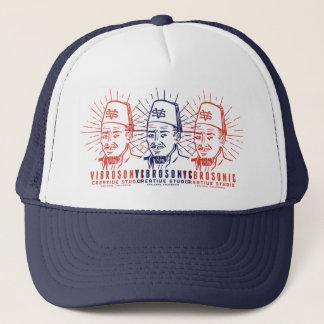 VIBROSONIC TRIPLE FEZ TRUCKER HAT