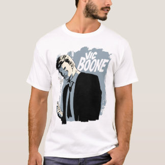 Vic Boone, Moody Blue T-Shirt