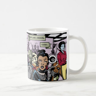 Vic Boone Portland Mug