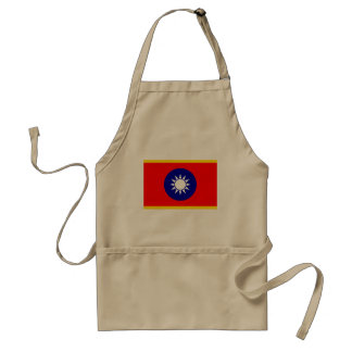 Vice President Of The Republic Of China, China Adult Apron