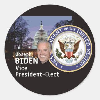 Vice President Sticker