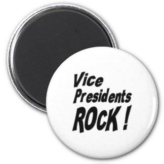 Vice Presidents Rock Magnet