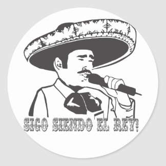 Vicente Fernandez Sticker