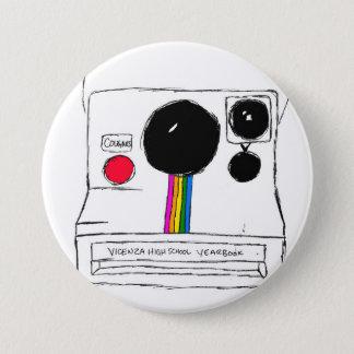 vicenza yearbook 3 inch round button