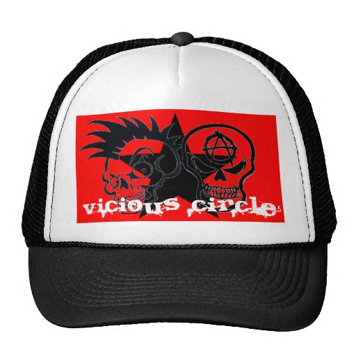 Vicious Circle Hat