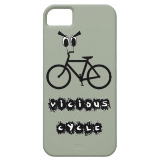 Vicious cycle iPhone 5 case