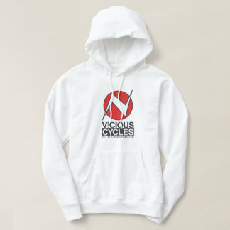 Vicious Cycles Sweatshirt (White)