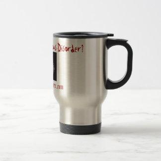 Vicious Disorder Travel Mug