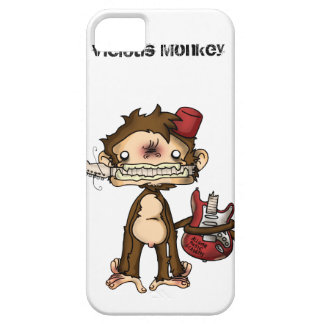 Vicious Monkey Iphone Case iPhone 5 Cover