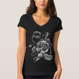 Vicious Rose, Fly Trap, Dagger T-Shirt