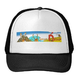 Vicious Vince Design Trucker Hat