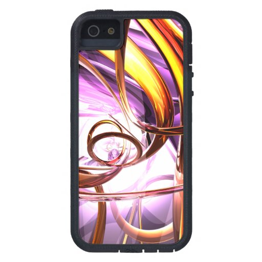 Vicious Web Abstract Case For iPhone 5