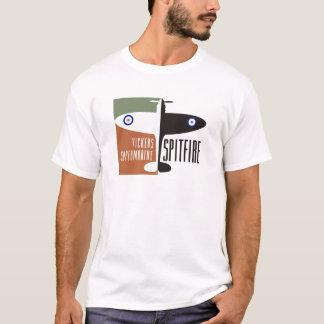 vickers supermarine spitfire T-Shirt