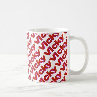 Vicky Coffee Mug