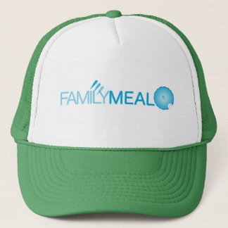 Vic's Family Meal Logo Trucker Hat