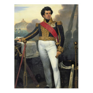 Victor Guy , baron Duperre, 1832 Postcard