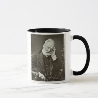 Victor Hugo (1802-85), from 'Galerie Contemporaine Mug