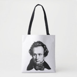 Victor Hugo Tote Bag