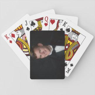 Victor Jones senior 15 Playing Cards
