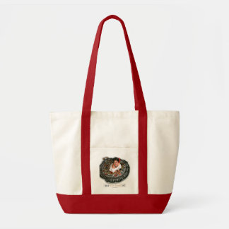 Victor Russell Canvas Pinup Tote