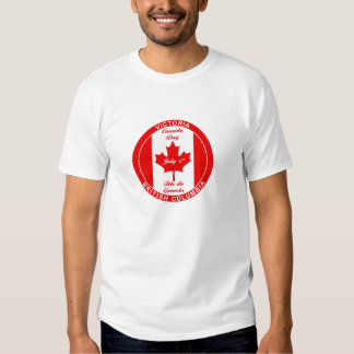 VICTORIA BC CANADA DAY T SHIRT