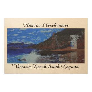 Victoria beach south Laguna Wood Canvases