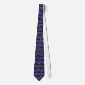 Victoria Crowned Pigeon Tropical Bird Tie