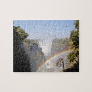 Victoria Falls Rainbow Puzzle