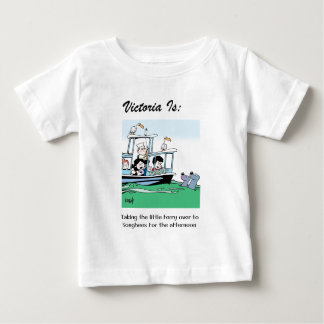 Victoria Is: c - by harrop Baby T-Shirt