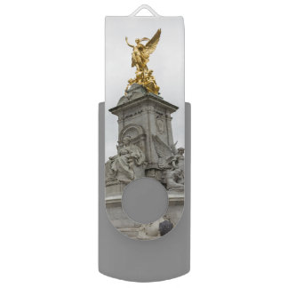 Victoria Memorial Statue, London, UK USB Flash Drive