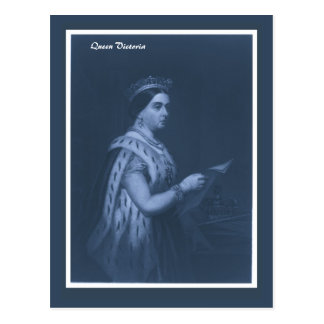 Victoria, Queen of Great Britain and Ireland Postcard
