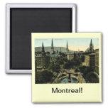 Victoria Square, Montreal Vintage