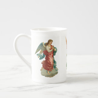 Victorian Angels Bone China Mug