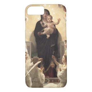 Victorian Angels, Regina Angelorum by Bouguereau iPhone 8/7 Case