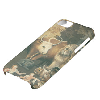 Victorian Art, Peaceable Kingdom by Edward Hicks iPhone 5C Cover