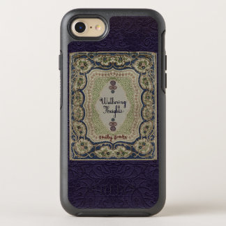 Victorian Book Binding Wuthering Heights OtterBox Symmetry iPhone 8/7 Case