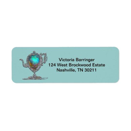 Victorian Bridal Shower Tea Party Return