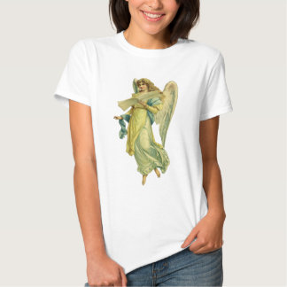 Victorian Christmas Angel, Gloria in Excelsis Deo T Shirts