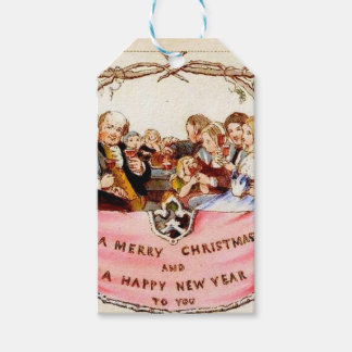 Victorian Christmas Gift Tags