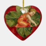 Victorian Cupid Ornament
