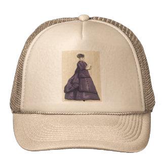Victorian Dress Trucker Hat