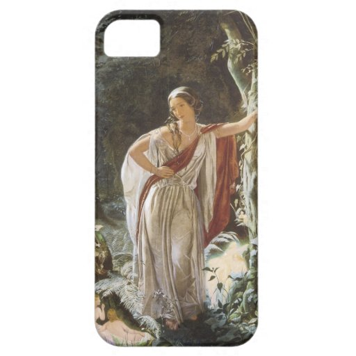 Victorian Faerie iPhone 5 Cover