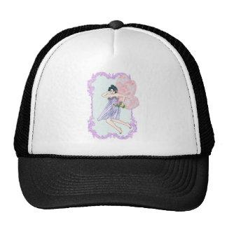 Victorian Faerie Mesh Hats