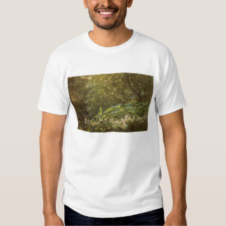 Victorian Fairies, Under the Dock Leaves by Doyle Tee Shirt
