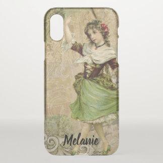 Victorian Fairy iPhone X Case